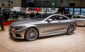 Mercedes Benz Clase S Coupé 2015: elegancia, lujo, tecnología, estilo y exclusividad.