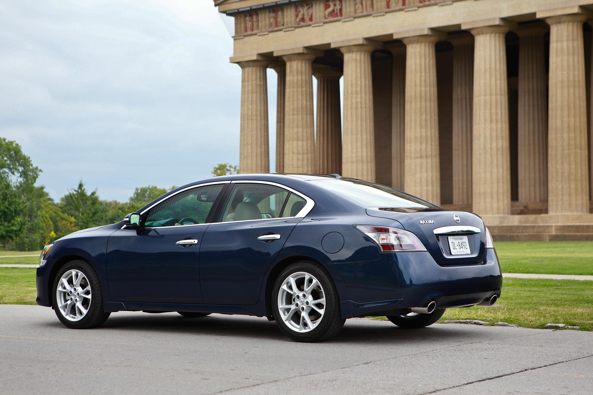 Nissan Maxima 2015 Lujo Potencia Y Calidad Lista De