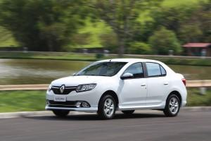 Renault Logan 2015: dinámico, atractivo y económico.