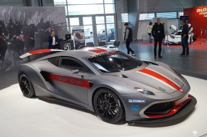 Arrinera Hussarya 2015, un superdeportivo polaco con 650CV (video).