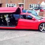 Ferrari 360 Modena Limusina !!!Espectacular!!