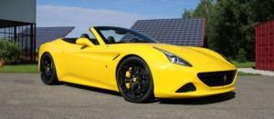 Ferrari California T por Novitec Rosso, más poderoso y más hermoso.