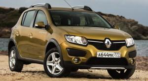 Renault Sandero Stepway 2015: sólido, fresco, moderno y dinámico.