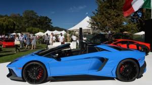 Lamborghini Aventador LP750-4 SV Roadster: 750CV y solo 500 unidades.