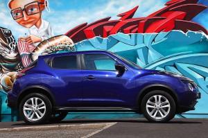 Nissan Juke 2015: diferente, divertido, innovador y exitoso.