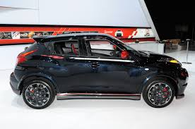 Nissan Juke RS NISMO 2015: más poder y deportividad.
