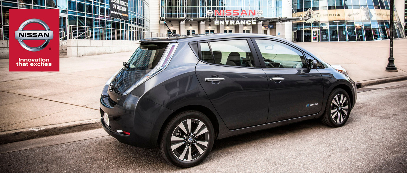 nissan leaf 2015 el carro el ctrico m s exitoso del mundo lista de carros. Black Bedroom Furniture Sets. Home Design Ideas