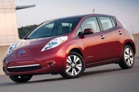 Nissan Leaf 2015: el carro eléctrico más exitoso del mundo.