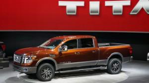 Nissan Titan 2015: una gran Pickup para los más exigentes.