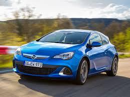 Opel Astra OPC 2015: musculoso y potente.
