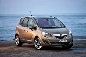 Opel Meriva 2015: seguro, confortable y eficiente.