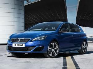 Peugeot 308 Hatchback 2015: juvenil, dinámico y eficiente.