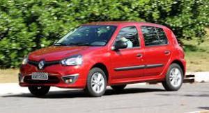 Renault Clío 2015: exitoso y económico.