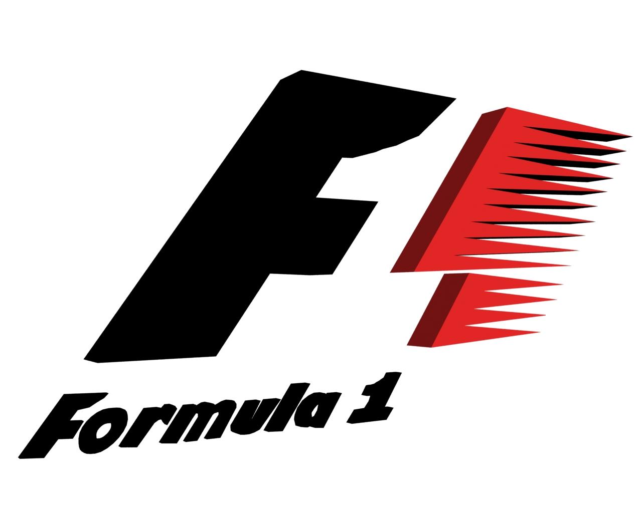 Resultado de imagen para logo formula 1 2016
