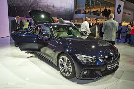 BMW  Serie 4 Gran Coupé 2015: lujo, exclusividad, deportividad y practicidad.