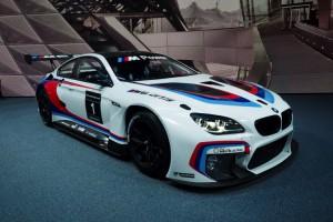 Salón del Automóvil de Frankfurt 2015: BMW M6 Competition Edition.