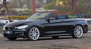 BMW Serie 4 Convertible 2015: de elegancia, poder y deportividad.