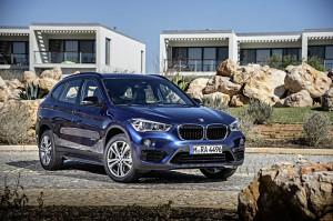 BMW X1 2015: espacioso, eficiente, robusto y lujoso.