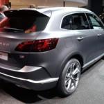 Borgward BX7: Llegará para enfrentarse a poderosos modelos como lo son  la BMW X3, la Mercedes GLC y la Audi Q5 de la que dicen usará su plataforma, ya que el próximo año la SUV de la firma de los cuatro aros estrenará nueva generación dejando libre el actual hardware