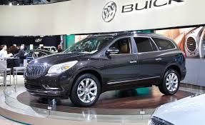 Buick Enclave 2015: deportiva, estilizada, refinada y poderosa.