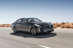 Cadillac CTS Sedán 2015: robusto, impactante, vanguardista, elegante y deportivo.