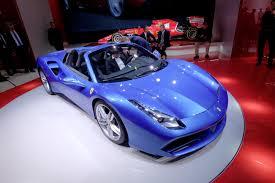 Salón de Frankfurt 2015: Ferrari 488 Spider, el 488 y el Spider más potente de Ferrari.