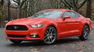 El Ford Mustang es el deportivo más vendido en el mundo en el 2015.