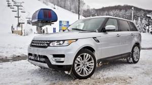 Land Rover Range Rover Sport 2015: lujosa, poderosa, atractiva e interesante.