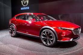 Salón del Automóvil de Frankfurt 2015: Mazda Koeru Concept ¿El futuro CX-7?