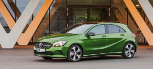 Mercedes Benz Clase A 2015: exitoso y popular.