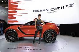 Auto Show de Frankfurt 2015: Nissan Gripz Concept ¿el futuro Juke?
