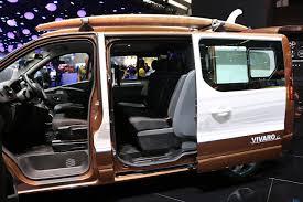 Salón del Automóvil de Frankfurt 2015: Opel Vivaro Surf Concept.