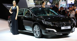 Peugeot 508 Sedán 2015: más presencia y mucha más seguridad.