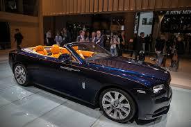 Salón del Automóvil de Frankfurt 2015: Rolls Royce Dawn