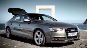 Audi A5 Sportback 2015: lujo, innovación, calidad y elegancia.