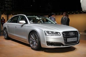Audi A8 Sedán 2015: lujo, tecnología, estilo y elegancia.