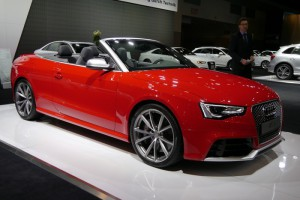 Audi RS5 2015: elegancia, deportividad, eficacia y exclusividad.