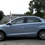 Chery Fulwin Sedán 2015: Tiene como rivales al Chevrolet Sail sedan, Ford Fiesta sedan, Renault Symbol y al Volkswagen Gol Sedán.