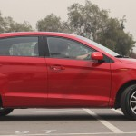 Chery Fulwin Sport 2015: Sus competidores son el Chevrolet Sail Hatchback, Ford Fiesta Hatchback y el Volkswagen Gol Hatchback.