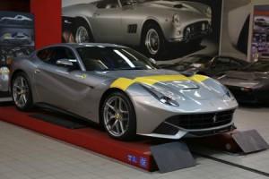 Ferrari F12 tdf: un Cavallino Rampante con 780Cv y solo 799 unidades.