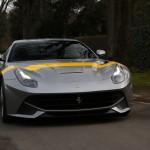 Ferrari F12 tdf: La firma del Cavallino Rampante confirmo la presentación oficial del Ferrari F12 tdf el próximo 8 de noviembre, pero no confirmó su precio.