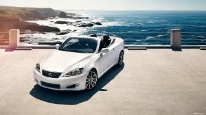 Lexus IS C 2015: lujoso, hermoso, elegante y deportivo.