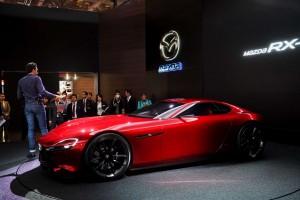 Salón de Tokio 2015: Mazda RX-Vision Concept