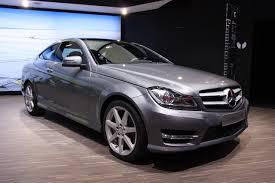 Mercedes Benz Clase C Coupé 2015: más estilo y más deportividad.