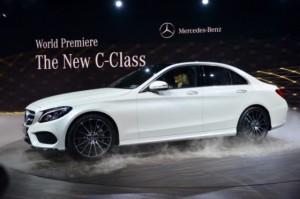 Mercedes Benz Clase C Sedán 2015: moderno, elegante, diferente y más interesante.