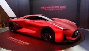 Salón de Tokio 2015: Nissan Concept 2020 Vision Gran Turismo ¡!!Impresionante!!