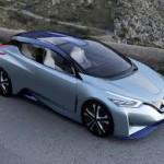Imágenes del Nissan IDS Concept.