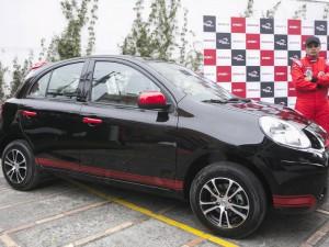 Nuevo Nissan March Sport: potencia y adrenalina.