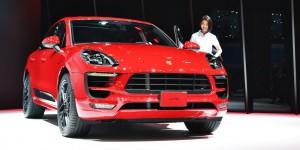 Auto Show de Tokio 2015: Porsche Macan GTS 2016, más dinámico y deportivo.