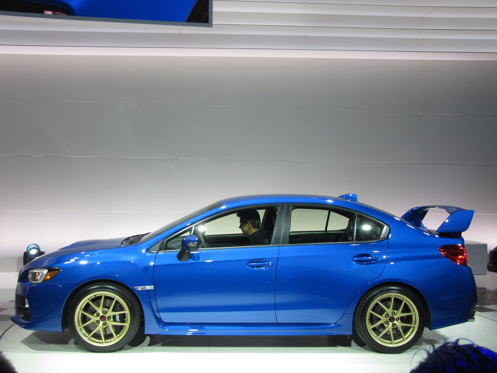subaru wrx sti 2015 lujo poder y altas prestaciones lista de carros. Black Bedroom Furniture Sets. Home Design Ideas